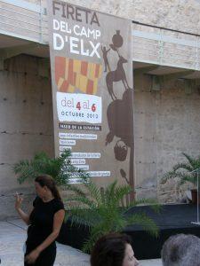 Presentación Fireta en Palacio Altamira